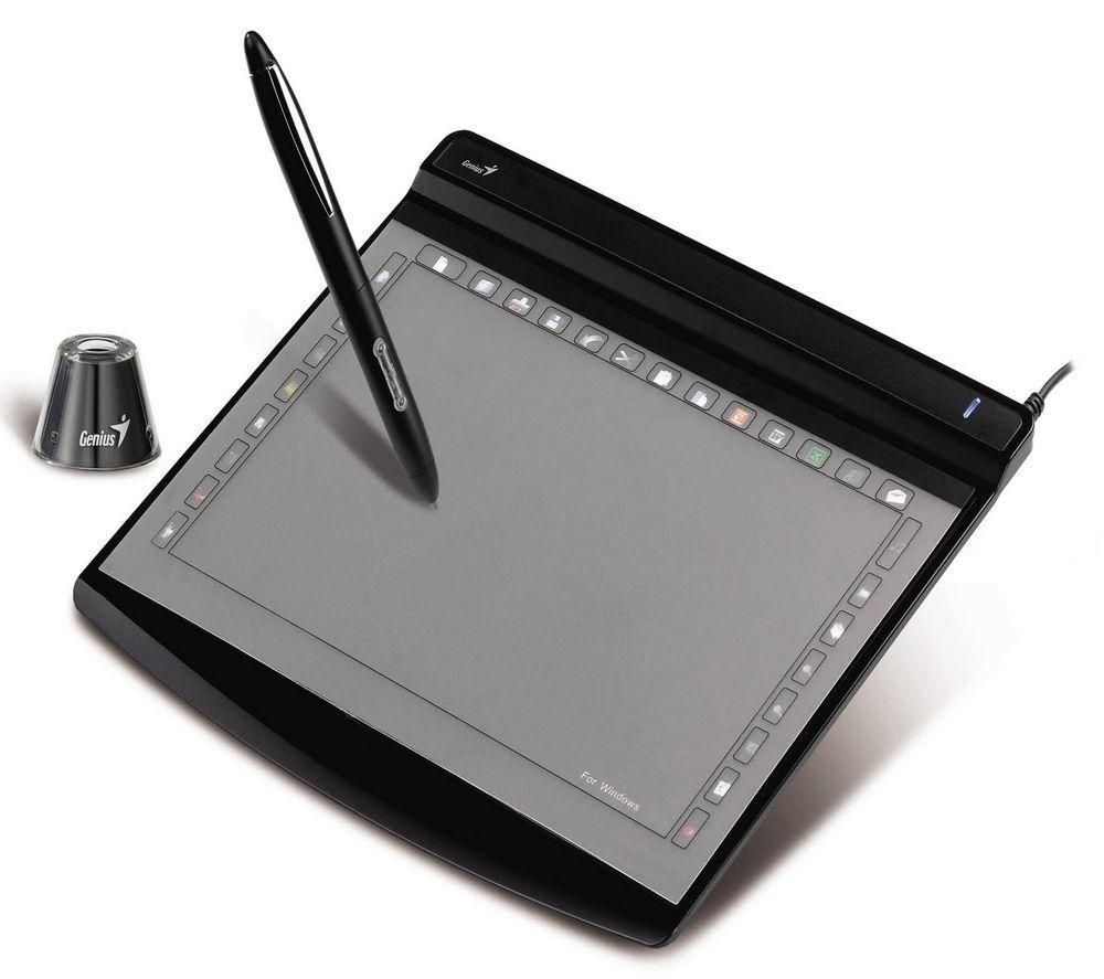планшет genius g-pen f610 драйвер