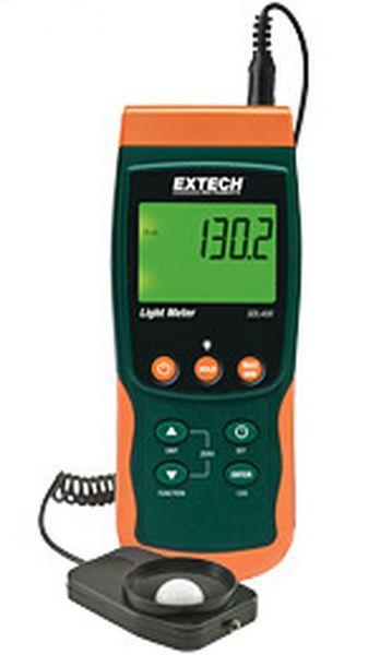 Kết quả hình ảnh cho máy đo cường độ ánh sáng extech