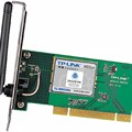 TP-Link 54M Wireless LAN PCI 54Mbps (TL-WN550G) ăn