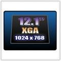 Màn hình (LCD) 12.1 inch wide gương 30 chân WXGA 1