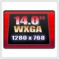 Màn hình (LCD) 14.0 inch wide gương 30 chân WXGA 1