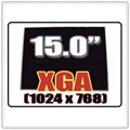 Màn hình (LCD) 15.0 inch 20 chân XGA 1024x768