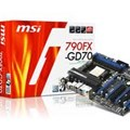 MSI 790FX-GD70 - AMD