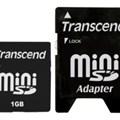 MiniSD 1GB