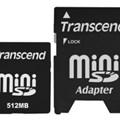 MiniSD 512MB