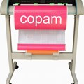 Máy cắt decal Copam CP 2500