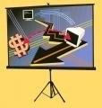 "Màn chiếu 3 chân QuanTec/Sunbeam 60"" x 60"""