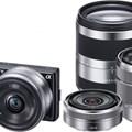 Sony Alpha NEX-5 with 18-55mm Lens