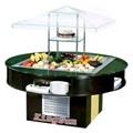 Tủ trưng bầy Salad KS-E- P1800FL8