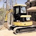 Máy đào bánh xích Caterpillar - 304CR