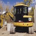 Máy đào bánh xích Caterpillar - 305CR