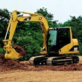 Máy đào bánh xích Caterpillar - 307C