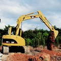 Máy đào bánh xích Caterpillar - 308CR