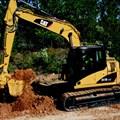 Máy đào bánh xích Caterpillar - 311D LRR