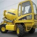 Máy trộn bê tông tự nạp vật liệu DB 110