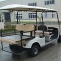 Xe điện Golfcar EZGO 4 chổ ngồi+1sàn hành lý