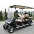 Xe điện Golfcar EZGO 4 chổ ngồi +1 băng sau