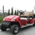 Xe điện Golfcar EZGO 4 chỗ ngồi mui trần