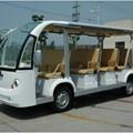 Xe điện chở khách  EZGO 15 chỗ ngồi