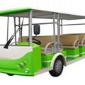 Xe điện chở khách  EZGO 22 chổ ngồi