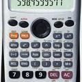 Máy tính Casio Fx-50F Plus