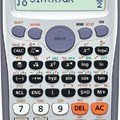 Máy tính Casio Fx-991 ES Plus