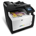 Máy in HP Laser Color CM1415fnw MFP