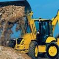 Máy xúc đào Komatsu WB97S