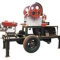 Máy nghiền sàng đá di động PE250x400