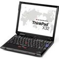 Laptop IBM Thinkpad X32