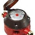 Đồng hồ đo lưu lượng Aquametro VZO15RC