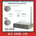 Bộ báo trộm tầm xa Karassn KS-200B-100