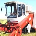 Máy gặt đập liên hợp DH138