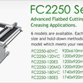 Máy cắt bàn Graphtec FC2250