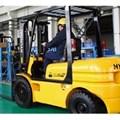 Xe nâng động cơ Diesel HYUNDAI CPC30/35E 3.0-3.5 t