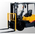 Xe nâng Diesel TCM FD15C13 1.5 tấn