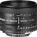 Ống kính Nikon 50mm f/1.8D IF-ED AF-S Nikkor