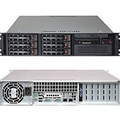 Supermicro USA 2U Server Rack SC822T-400LPB - 1CPU
