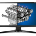 ViewSonic LCD 27 VP2765-LED