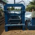 Máy ép gạch Block rung và thuỷ lực