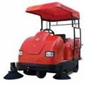 Xe quét rác công nghiệp HICLEAN HC-1400