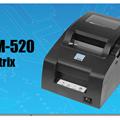 Máy in hóa đơn EC LINE EC-PM-520B