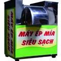 Máy ép mía siêu sạch SG F1 400W