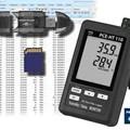 Thiết bị đo và ghi nhiệt độ, độ ẩm PCE-HT110