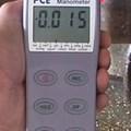 Thiết bị đo áp suất, áp suất chêch lệch PCE-P30