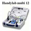 Máy đo pH/mV/EC/Mặn SCHOTT Handylab multi 12