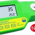 Máy đo độ mặn/nhiệt độ/Tỷ trọng MILWAUKEE MA887