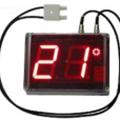 Thiết bị hiển thị độ ẩm trên màn hình LED PCE-G1