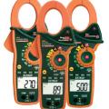 Ampe kìm AC/DC và IR Thermometer Extech EX830