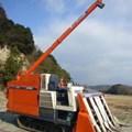 Máy gặt đập liên hợp Kubota R1-55G